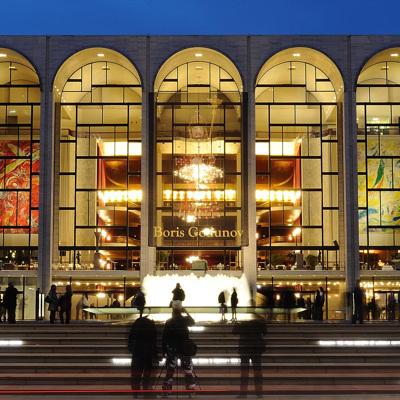 Нью-Йоркский театр