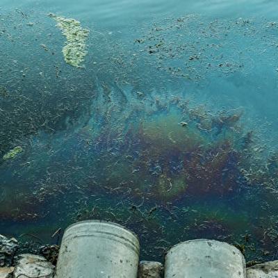 Специалисты ликвидировали утечку мазута в реку Перетна в Новгородской области