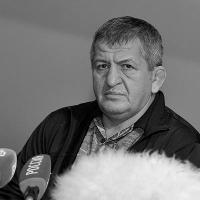 В Москве скончался тренер Абдулманап Нурмагомедов – отец бойца UFC Хабиба Нурмагомедова