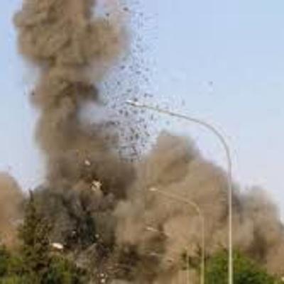 В Афганистане произошел мощный взрыв