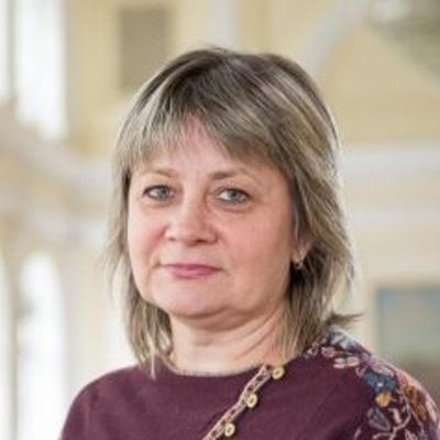 Ирина Юхнова