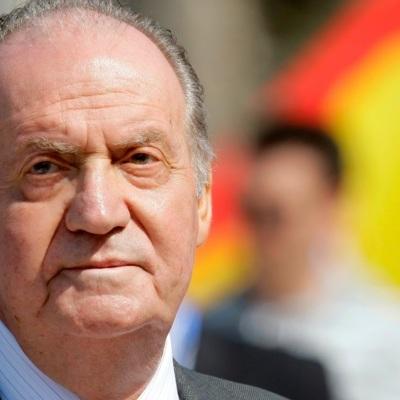 Хуан Карлос объявил о решении покинуть Испанию
