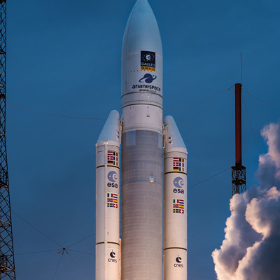 Запуск ракеты Ariane 5 с Куру отложен