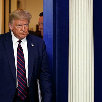 Трамп намерен признать итоги «свободных и справедливых»очередных президентских выборов США