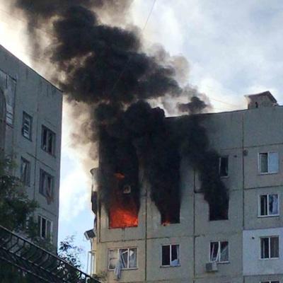 В результате пожара в подмосковных Химках погиб один человек