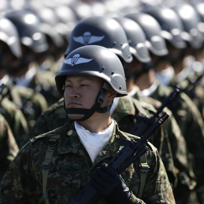Японским военным рассказали, как вести себя в случае встречи с НЛО