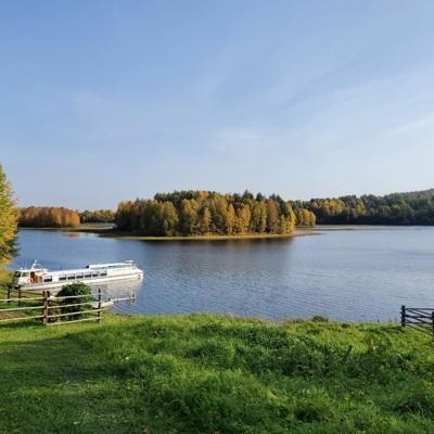 Архангельская деревня Зехнова официально признана одной из самых красивых в России
