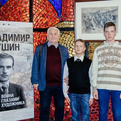 19 сентября в Музее Победы наградили победителей Всероссийского конкурса «Спасибо маленькому герою»