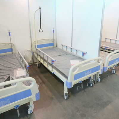 Шестой ковидный госпиталь открывают в иркутском Ангарске