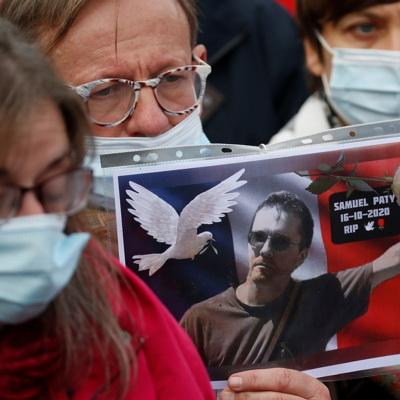 Прокурор раскрыл детали дела об убийстве учителя во Франции