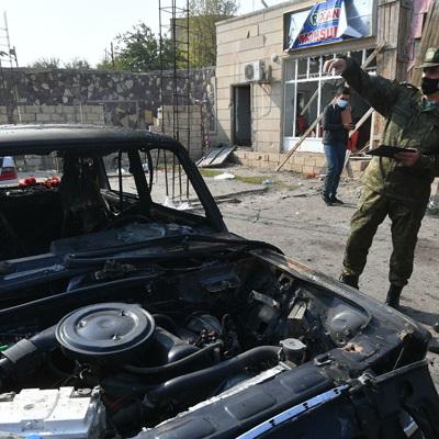 Баку и Ереван договорились не наносить удары по гражданским объектам и населению