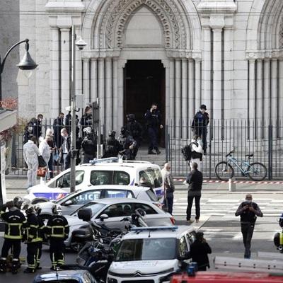 Неизвестный ранил православного священника около греческой церкви в Лионе
