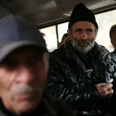 За сутки в Нагорный Карабах с территории Армении вернулись более двух тысяч беженцев