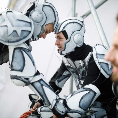 Робот из зубной щетки и третья рука: все самое интересное для школьников на Московском международном киберфестивале Rukami 28-29 ноября