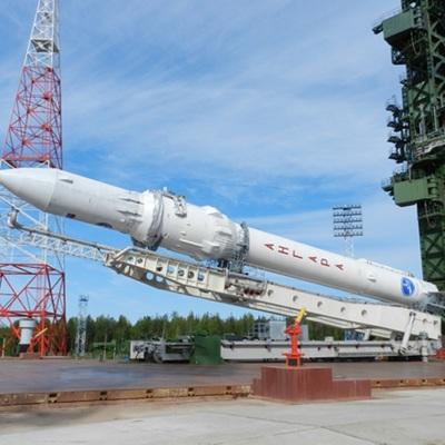 Второй испытательный пуск ракеты-носителя тяжелого класса