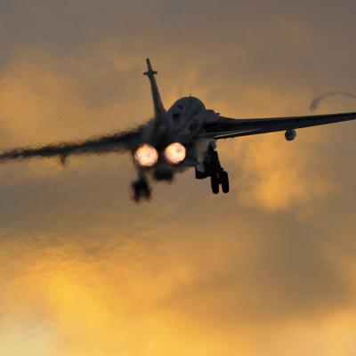 МиГ-31 перехватил над Баренцевым морем норвежский патрульный самолет