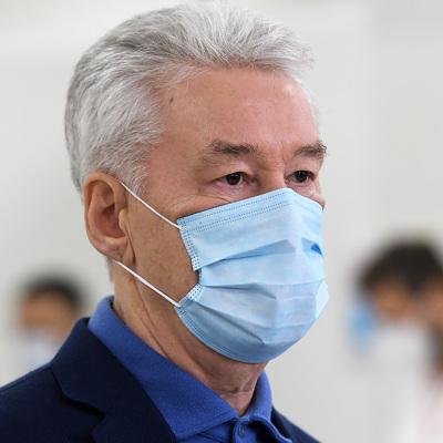 Собянин поблагодарил студентов-медиков за помощь в борьбе с пандемией