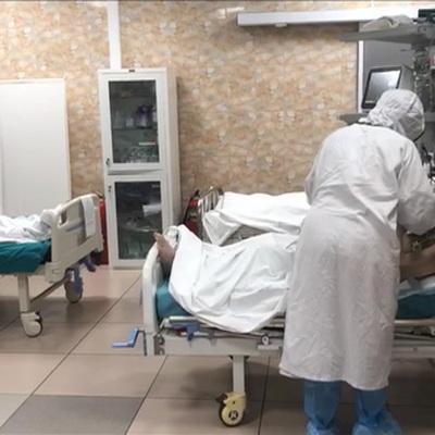 Суточный прирост заболевших коронавирусной инфекцией в России составил 11 022