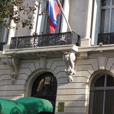 Посольство РФ требует восстановить связь в генконсульстве в Нью-Йорке