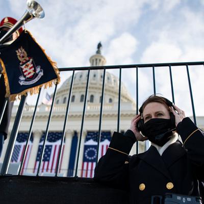 Инаугурация Байдена собрала больше телезрителей, чем аналогичная церемония Трампа