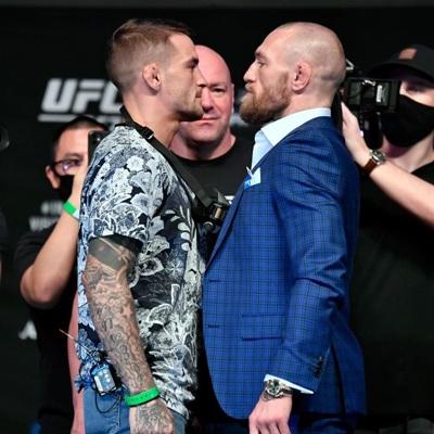 Порье нокаутировал Макгрегора в главном бою турнира UFC 257