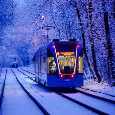 Кнопки открытия дверей вновь заработали в московских трамваях