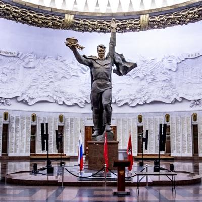 Владимир Путин посетит сегодня Музей Победы на Поклонной горе