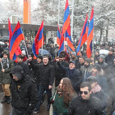 Пашинян заявил, что народ не допустит военного переворота в Армении
