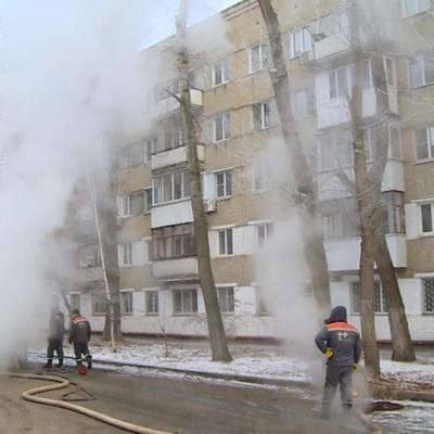 Все котельные в Саратове возобновили работу после аварии на водоканале