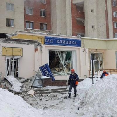 Власти Нижнего Новгорода ввели режим ЧС после взрыва газа в кафе