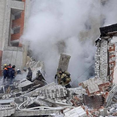 Людей под завалами дома в Нижнем Новгороде нет