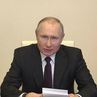 Путин сообщил, что начал подготовку к посланию Федеральному собранию