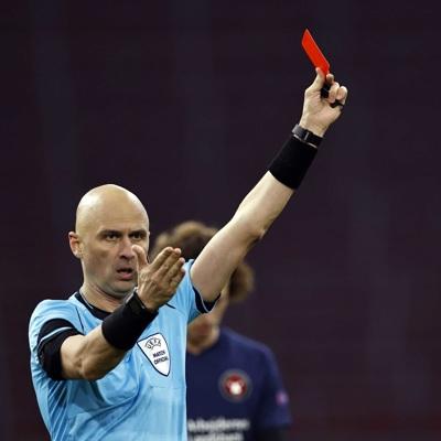 Сергей Карасёв вошёл в число судей ЧЕ по футболу