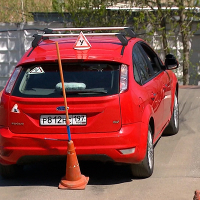 В Татарстане создали автомобиль, который сам экзаменует человека