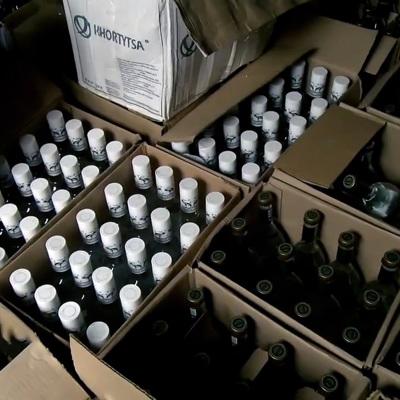 В Свердловской области изъято более 20 тонн контрафактного алкоголя