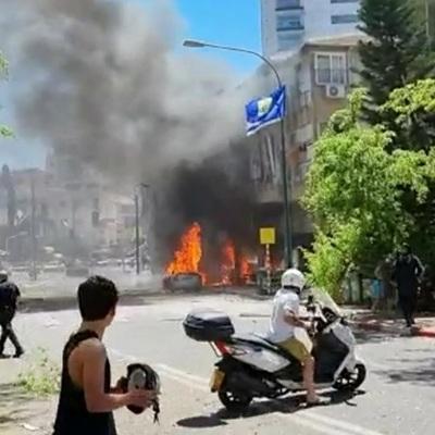 В Израиле снова звучат сирены воздушной тревоги