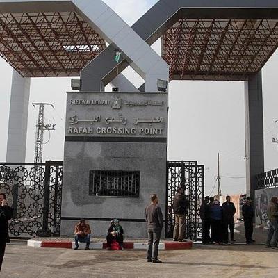 Египет открыл КПП Рафах на границе с сектором Газа