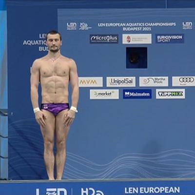 Олимпиада: Бондарь и Минибаев выиграли бронзу в синхронных прыжках с вышки