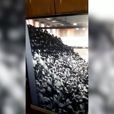 В Израиле пострадали люди при обрушении трибуны в синагоге