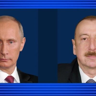 Президенты России и Азербайджана обсудили активизацию работы по восстановлению экономики на Южном Кавказе