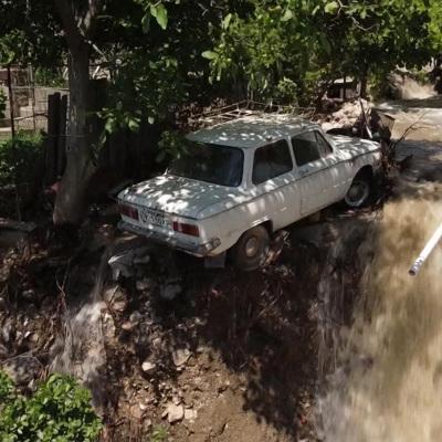 Число пострадавших от ливней и затоплений в Ялте достигло 43