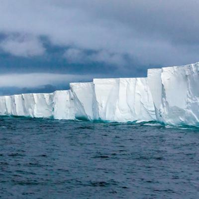 Дыра в озоновом слое над Антарктидой в этом году превысила размеры этого континента