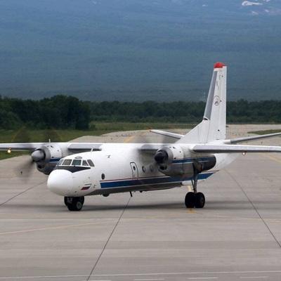 Самолёт АН-26 пропал с радаров под Хабаровском