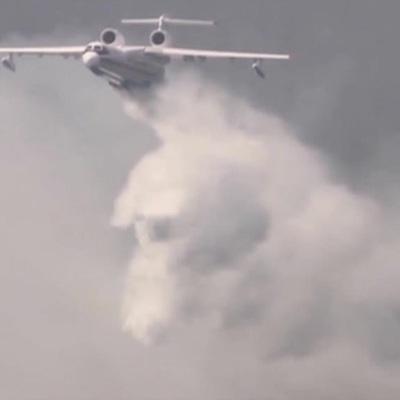 Чрезвычайно высокий класс пожароопасности сохраняется в пяти районах Якутии