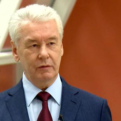 Собянин: Москва прошла пики по коронавирусу