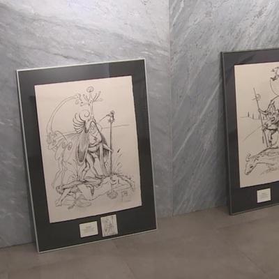 Петербуржец продает через соцсеть три гравюры Сальвадора Дали