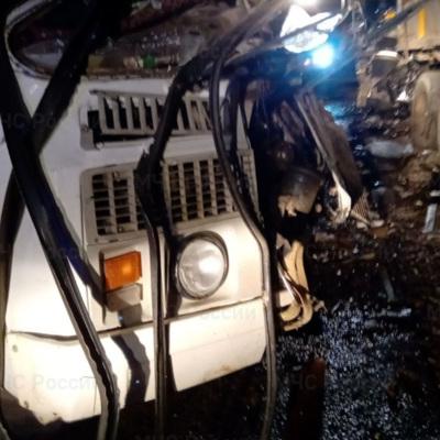 11 человек пострадали в аварии с автобусом из Москвы в Вологодской области