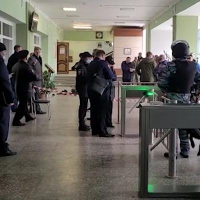 Власти выделят семьям погибших при стрельбе в Перми по 1 млн рублей