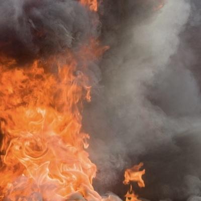 Пожар произошел в ковид-отделении больницы города Лиски
