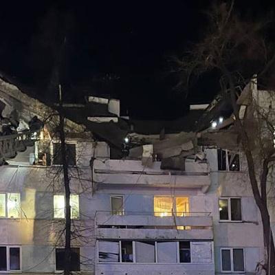 Третий человек спасен из-под завалов после взрыва дома в Набережных Челнах